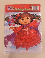FREE Nickelodeon Dora The Explorer Holiday Puzzle in Oswego, Illinois