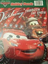 Disney Pixar Cars Holiday Puzzle:  ONLY .50 Cents in Morris, Illinois