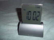 Brookstone Travel Die-cast Clock in Bellaire, Texas