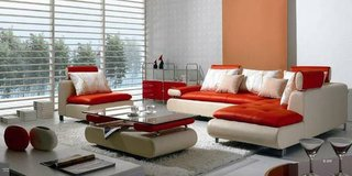 Jersey's Sectional Sofa Set in San Clemente, California