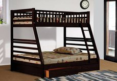 Jacob's Twin over Full Angled Bunk Bed in San Clemente, California
