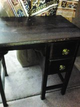 Antique kids desk in Cherry Point, North Carolina