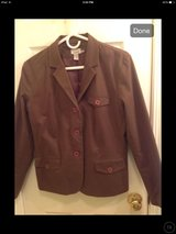 Misses brown blazer in Wilmington, North Carolina