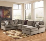 *** BRAND NEW *** ASHLEY 3PC SECTIONAL CHOCOLATE GREY OR DUNE *** in Fort Campbell, Kentucky