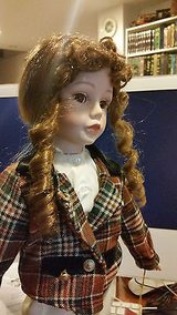 """beverly, beautiful doll original collectible porcelain """"jan""""  in Naperville, Illinois"""