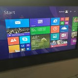 tek panel tp320 32 inch touchscreen windows 10 computer hdtv in Oswego, Illinois