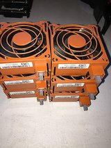 lot of 6 genuine dell poweredge 1900 2900 server cooling fan in Oswego, Illinois