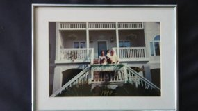 Autgraphed Pic/Former Governor Hodges in Beaufort, South Carolina