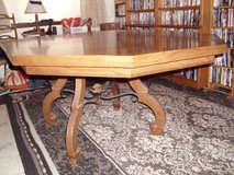 Octagon Dining Table in Tacoma, Washington