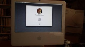 """iMac 20"""" Late 2006 2.0 Core2Duo with bluetooth in Joliet, Illinois"""
