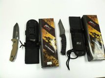 MTECH Hunting Knives NEW in the BOX in Clarksville, Tennessee