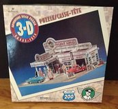 Hallmark Adventure Road 3-D Puzzle Over 200 Pieces in Chicago, Illinois