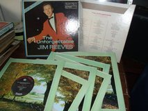 Six Record LP's 'The Unforgetable Jim Reeves' in Bolingbrook, Illinois