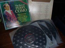 Six Record LP's 'The Best of Perry Como' in Bolingbrook, Illinois