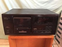 pioneer 25 cd compact disc player changer pd-f506 works good! in Lockport, Illinois