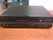 denon dcm-340 cd auto changer 5 disc player in Lockport, Illinois