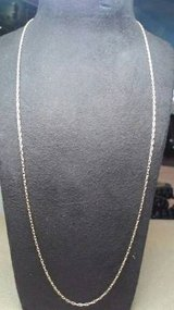 """Thin 14kt gold 16"""" rope chain in Camp Pendleton, California"""