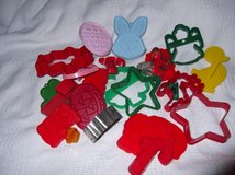 COOKIE CUTTERS OVER  20 in Cherry Point, North Carolina