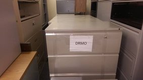 Steel Case 4 Drawer Legal File Cabinets with key in Fort Carson, Colorado