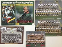 Green Bay Packers Collectibles in Schaumburg, Illinois
