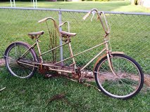 *Vintage Tandem Bike* - Newport in Cherry Point, North Carolina