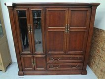Solid Wood - Television Amoire - Cabinet in Baytown, Texas