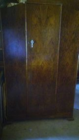 Tiger Wood Pattern, Armoire Cabinet in Baytown, Texas