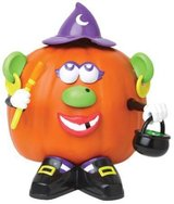 Halloween Home Decor Mrs. Potato Head Pumpkin Decorating Set in Bellaire, Texas