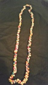 Vintage 1940's-50's Exotic Trochus shell Hawaiian Lei necklace in Temecula, California