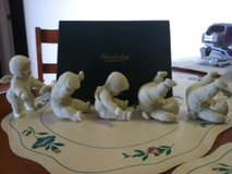 SNOWBABIES/TUMBLE SET OF 5 in Cherry Point, North Carolina
