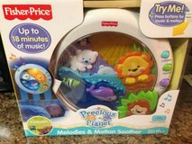 Fisher Price Precious Planet Baby Meolodies & Motion Soother for Crib in Plainfield, Illinois
