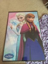 Disney Frozen Anna and Elsa Poster Print 22X34 in St. Charles, Illinois
