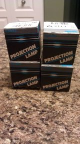 GE, Radiac, Wiko, Apollo Projection Bulbs/Lamps...New in Box in Plainfield, Illinois