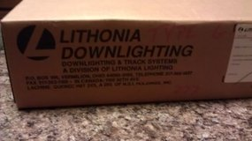 "Lithonia 8"" Can Lighting...Includes Can & Tracking...NEW IN BOX in Batavia, Illinois"