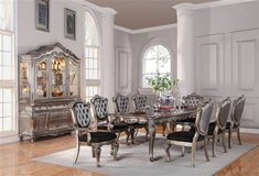 *****Mariah's Platinum Traditional Dining Set/Collection***** in San Clemente, California