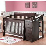 Sorelle Tuscany Convertible Crib & Changer  PLUS TODDLER RAIL - NEW IN BOX!! 255 OBO in Camp Pendleton, California