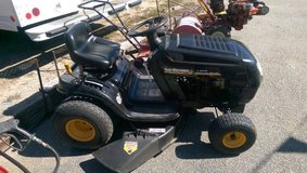 Yard Machines 38 inch Riding Mower in Hinesville, Georgia