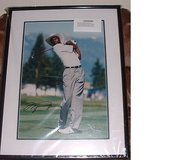 UDA Michael Jordan Authentic Autograph 16 x 20 ltd framed golf photo #63/230 in Tampa, Florida