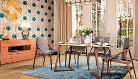 *****Boden's Walnut Dining Set***** in San Clemente, California