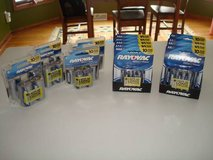 Rayovac AA AAA 10-pk C D 4-pk Alkaline Batteries Brand New Pkg CHEAP!! in Brookfield, Wisconsin