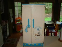 Ultra Rare 1979 American Greetings HOLLY HOBBIE Pantry Wooden Cabinet in Brookfield, Wisconsin