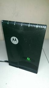 CLEAR Motorola Modem Wireless CPEi 25150 Clearwire with Power Supply - in Camp Pendleton, California