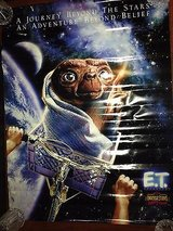 ET Poster ©1991 Universal City Studios Inc. in St. Charles, Illinois