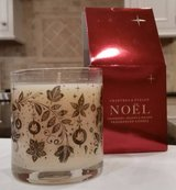 Crabtree and Evelyn Noel Candle NEW in the box in Bolingbrook, Illinois