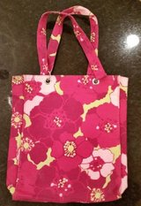 H&M tote bag - magenta and pink floral pattern in Westmont, Illinois