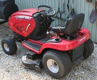 Troy-Bolt LTX2146 Lawn Tractor with new 27 HP motor. in Livingston, Texas