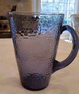 Pitcher - Purple Glass - Excellent Condition in Orland Park, Illinois