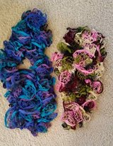 Lace Scarves - Fun lace scarves will dress up any outfit - NEW in Plainfield, Illinois
