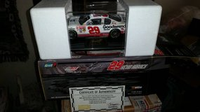 Kevin Harvick NASCAR 1:24 Die cast car in Nellis AFB, Nevada