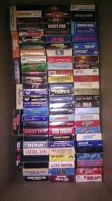 vhs tapes 650+ extras. movies & videos selling my vhs collection in Elizabethtown, Kentucky
